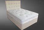 Utopia Serenity Single Divan - 3ft 3'0''