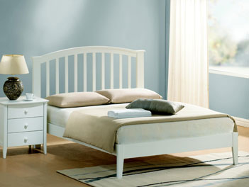 Joseph Lana Double Bed Frame - 4ft6 4'6''