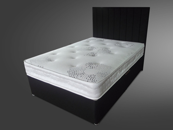 Utopia Oasis Single Divan - 3ft 3'0''