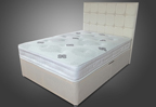 Utopia Twilight Double Divan - 4ft6 4'6''