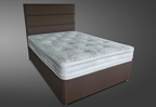 Utopia Autumn Double Divan - 4ft6 4'6''