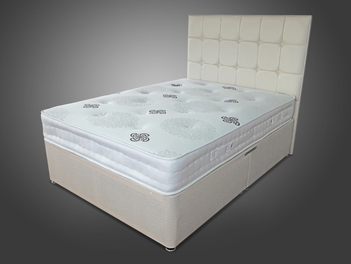 Utopia Twilight King Size Divan - 5ft 5'0''