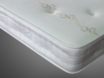 Utopia Breeze Double Mattress - 4ft6 4'6''