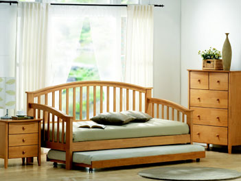 Joseph Maple Day Bed - Day Bed in Maple by Joseph