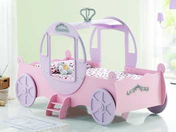 Joseph Princess Carriage Bed