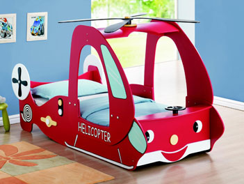 Joseph Heli the Helicopter Bed