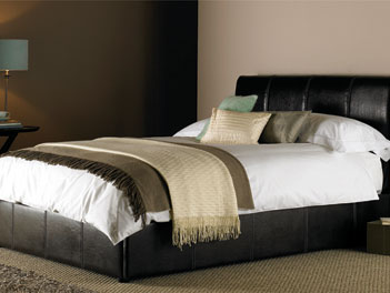 Hyder Bali King Size Ottoman Bed - 5ft 5'0''