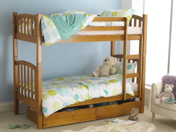 Hyder Montreal Bunk Bed Pine