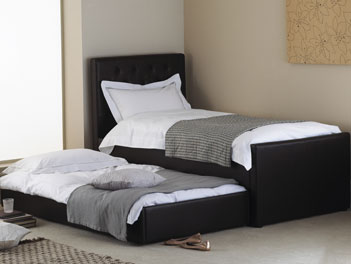 Hyder Rio Leather Guest Bed