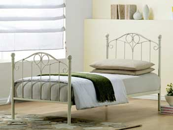 Joseph Betel Single Bed Frame 3ft 3'0''