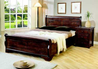 Joseph Louis Super King Size Bed Frame - 6ft 6'0''