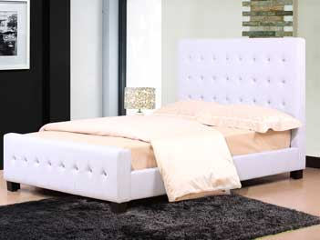 Joseph Crystal Double Bed Frame -4ft6 4'6''