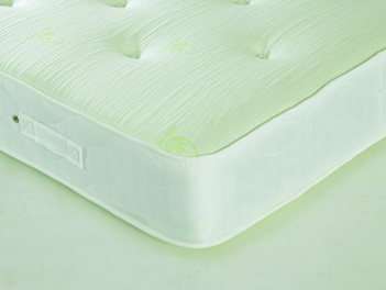 Joseph Aloe Vera Memory Pocket Divan - 3'0'' Single