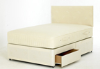 Joseph Comet Latex Spring 4ft6 Mattress - 4'6'' Double