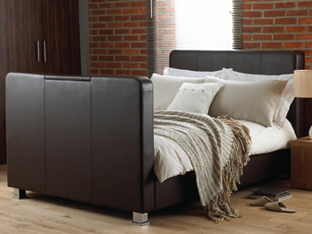 Hyder Caprice King Size TV Bed - 5ft0 5'0''