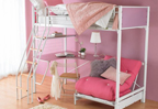 Hyder Cosmic Pink Study Bunk