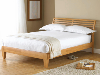 Hyder Dorchester Double Bed Frame - 4ft6 4'6''